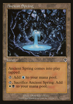 Ancient Spring