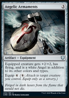Angelic Armaments