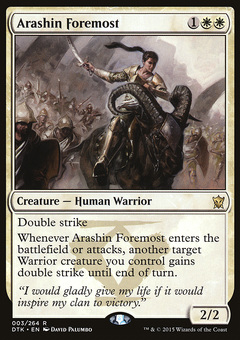 Arashin Foremost