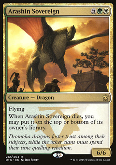 Arashin Sovereign