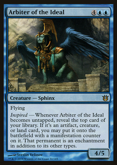 Arbiter of the Ideal