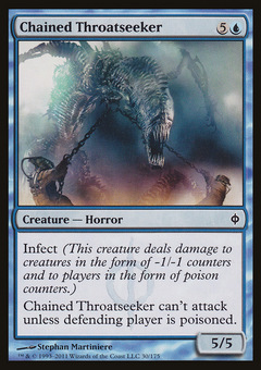 Chained Throatseeker