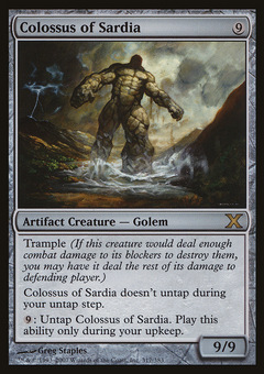 Colossus of Sardia