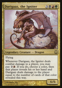 Darigaaz, the Igniter