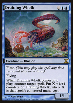 Draining Whelk