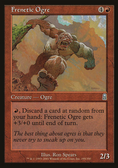 Frenetic Ogre