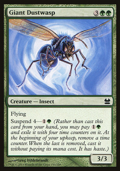 Giant Dustwasp