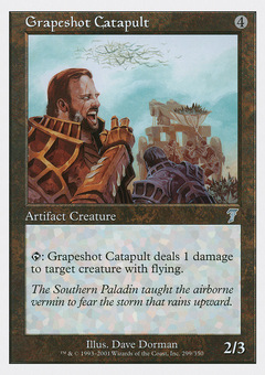 Grapeshot Catapult