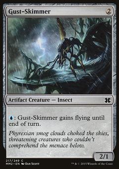 Gust-Skimmer