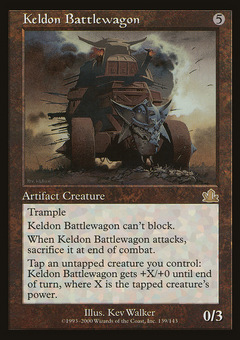Keldon Battlewagon