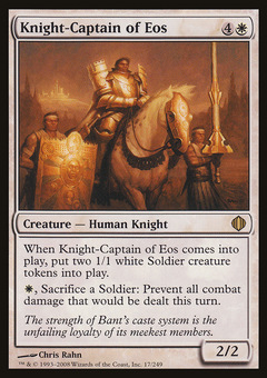 Knight-Captain of Eos