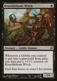 Knucklebone Witch