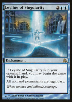 Leyline of Singularity