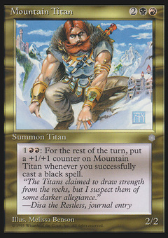 Mountain Titan