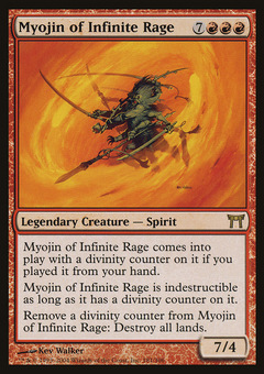Myojin of Infinite Rage