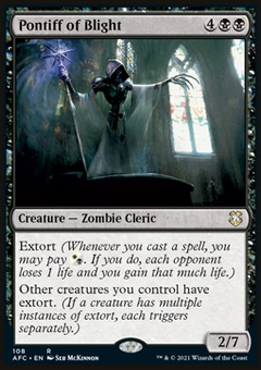 Pontiff of Blight