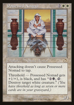 Possessed Nomad