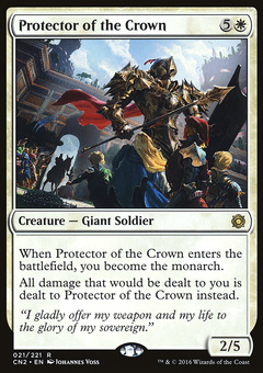 Protector of the Crown