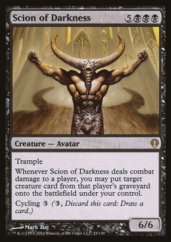 Scion of Darkness