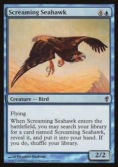 Screaming Seahawk