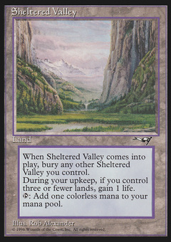 Sheltered Valley