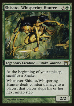 Shisato, Whispering Hunter