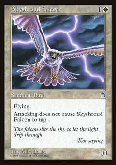 Skyshroud Falcon