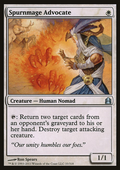 Spurnmage Advocate