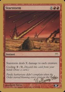 Starstorm