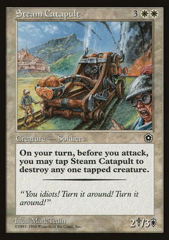 Steam Catapult