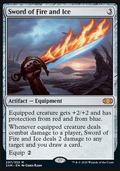 Sword of Fire and Ice