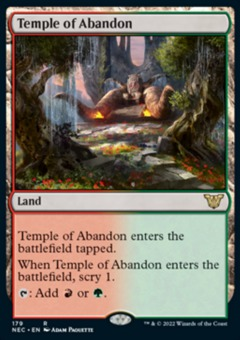 Temple of Abandon