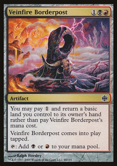 Veinfire Borderpost