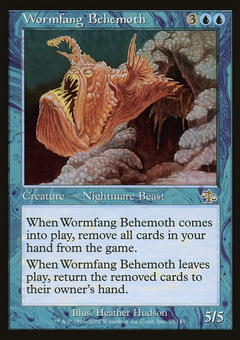 Wormfang Behemoth